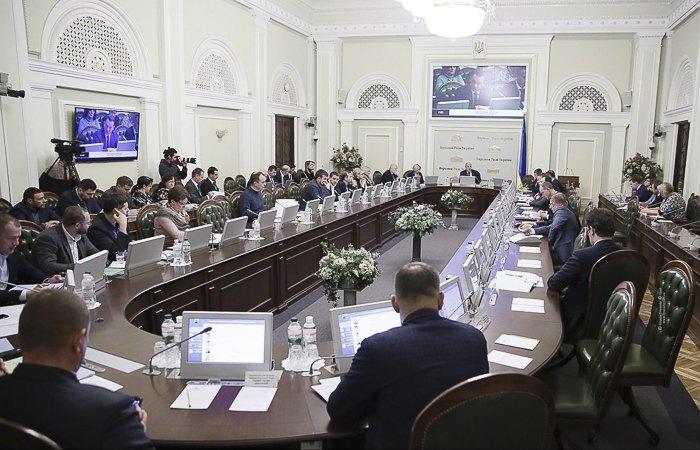 Заседание согласительного совета, 2 июля, 2018