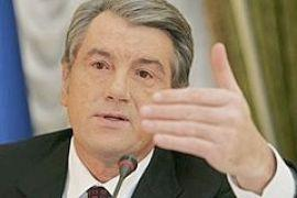 Ющенко уверен, что выборы в ВР состоятся в ближайшее время