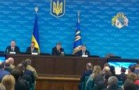 Порошенко в Дніпропетровську представив Резніченка у присутності Коломойського