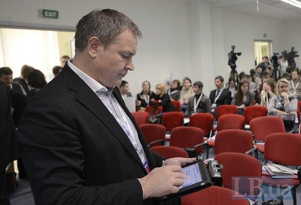 Народный депутат Украины Вадим Колесниченко
