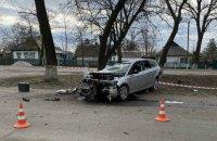 Поліцейський влаштував смертельне ДТП у Кіровоградській області