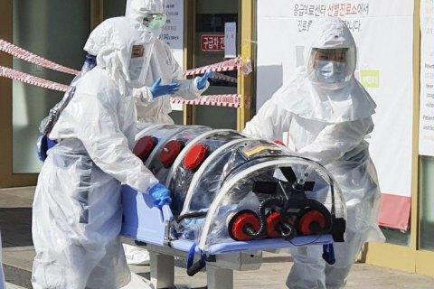 У світі на коронавірус захворіли понад 1 млн 275 тис. осіб, померло 69,5 тис.