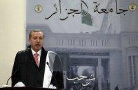 Эрдоган призвал демонстрантов покинуть парк Гези