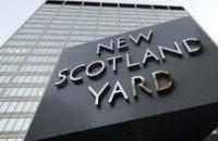Затримано першого підозрюваного у справі про вибух в лондонському метро