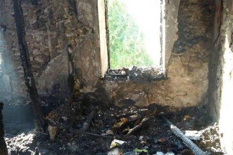 В Херсоне при пожаре погибли женщина и двое детей