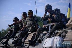 За добу в АТО загинули 4 військових, - РНБО
