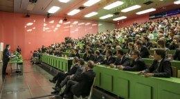 Выступление Порошенко в Цюрихе пытались сорвать