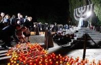 Судьбы тех, кто лежит в Бабьем Яру, - это часть украинской судьбы и украинской истории, - Порошенко