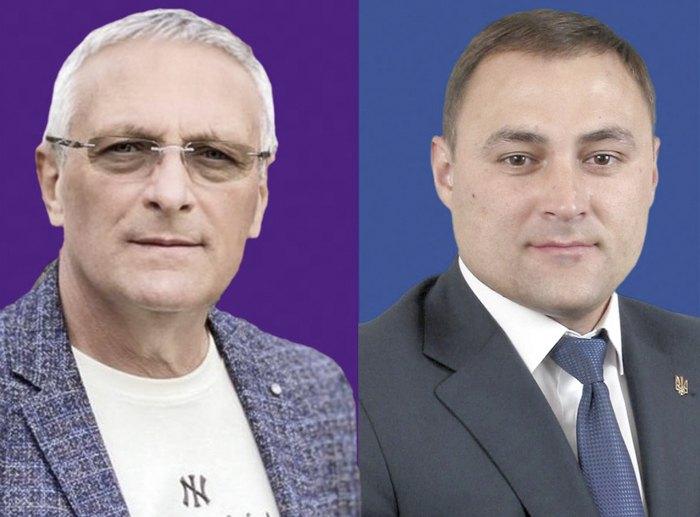 Валерий Баранов vs Александр Свидло (cправа)