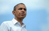 Обама совершит свою первую поездку во время нового президентского срока в Лас-Вегас