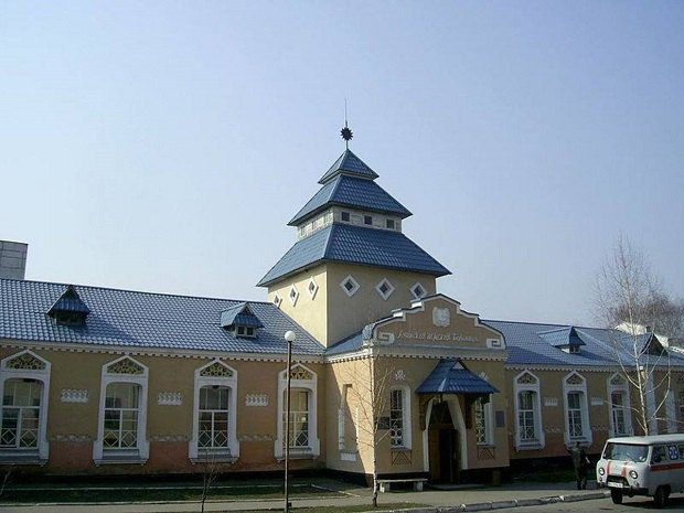Земська лікарня в Лубнах