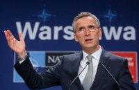 Генсек НАТО проведе закриту зустріч з Порошенком у понеділок