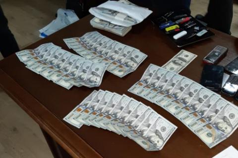 Ексчиновнику ГПУ Щербині повідомили про підозру у вимаганні $150 тис. хабара