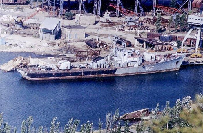 Пізніше знаменитий сторожовик, уже з бортовим номером U132, був роззброєний і переданий на брухт.