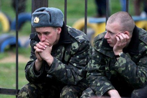 У військовому навчальному центрі строковикам забороняють міняти нижню білизну