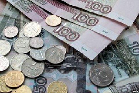 Російські банки видали мільярд під заставу діжок зводою
