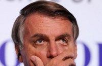 """Болсонару закликав громадян Бразилії не ставитися до пандемії """"як гомосексуалісти"""""""