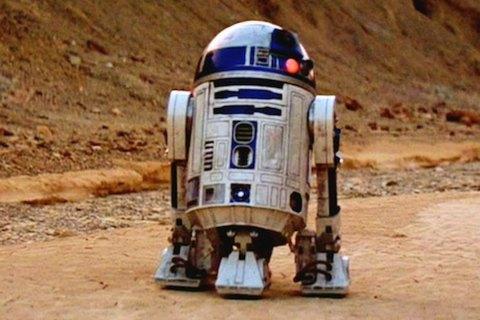 """Робота R2-D2 із """"Зоряних воєн"""" продали на аукціоні майже за $3 млн"""
