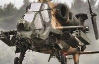 Украина будет поставлять двигатели для турецких ударных вертолетов