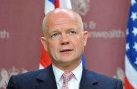 """Голова МЗС Британії: Росія навмисно штовхає Україну """"до прірви"""""""