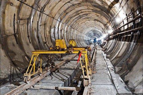 Строительство ветки метро на Троещину оценили в 31,5 млрд грн