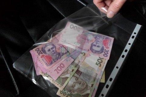 У Чернігівській області двоє поліцейських попалися на хабарі