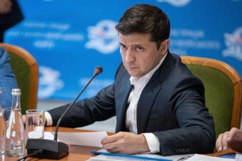Зеленский раскритиковал руководство Одесского порта