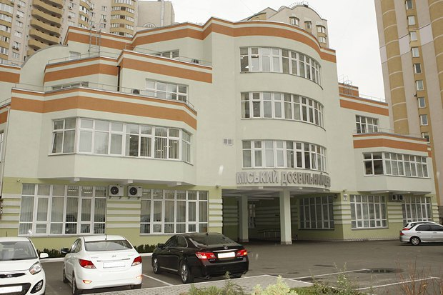 Днепровский центр админуслуг в Киеве