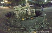 Чоловік, який кинув гранату в фонтан у Бібрці, відбувся умовним терміном
