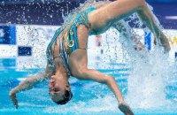 """Федіна до """"золота"""" чемпіонату Європи з водних видів спорту додала і """"срібло"""""""