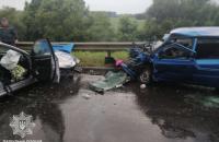 У ДТП на Львівщині постраждало семеро людей, з них троє дітей (оновлено)