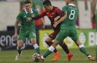 Португалия возвращение Роналду отметила разгромом Ирландии
