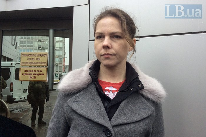 Віра, сестра Надії Савченко