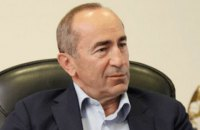 У Вірменії втретє заарештували екс-президента Кочаряна