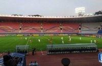 КНДР и Южная Корея провели первый почти за 30 лет футбольный матч в Пхеньяне при пустых трибунах