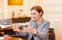 Рожкова спростувала програш в суді справи про догану