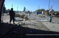 Россия заявила, что украинская артилерия обстреляла ее территорию