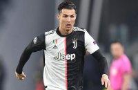 Роналду вышел на общее второе место по числу матчей в еврокубках