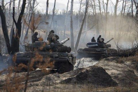 Росія нарощує війська на кордоні з Україною, – Хомчак