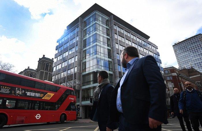 Головний офіс Cambridge Analytica в Лондоні