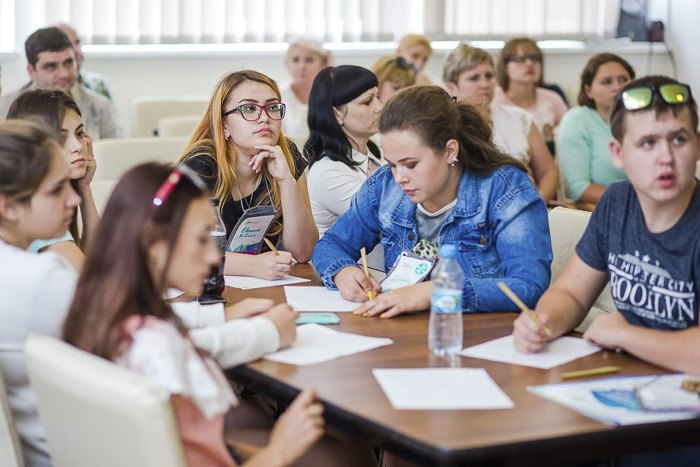Школярі зі Станиці Луганської на EdCamp