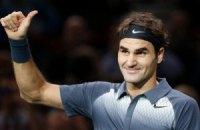 Федерер, провалив сезон, признан Игроком года