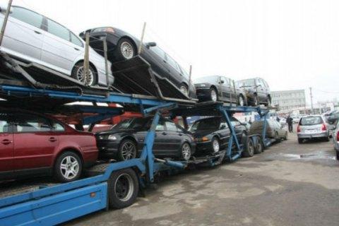 МВС: авто з єврономерами усе частіше використовують для злочинів