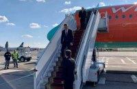 В Одессу прибыла делегация НАТО во главе со Столтенбергом