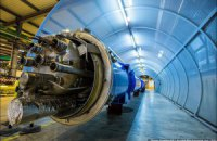 Великий адронний коллайдер відновив роботу
