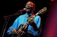 Музикант Чак Беррі помер у віці 90 років