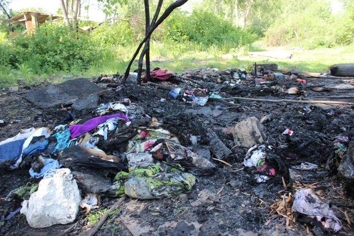 Наслідки першого нападу на табір ромів у Львові