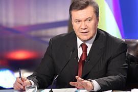 Янукович: мы сделаем свое дело