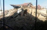 На Закарпатье от взрыва рухнул жилой дом