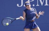 На тенісному турнірі WTA-250 в Італії відбулося українське дербі
